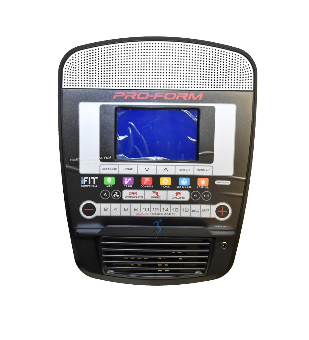 Proform 14.0 MME Elliptical Console PFEL580150