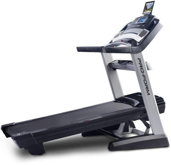 Get the ultimate workout experience with the ProForm Pro Treadmill. A Mach Z Commercial Pro Motor with CHP delivers incredible power to every workout. And, with quick digital controls, you can adjust your incline up to 15% and decline down to -3% for more variety and customized training/5().