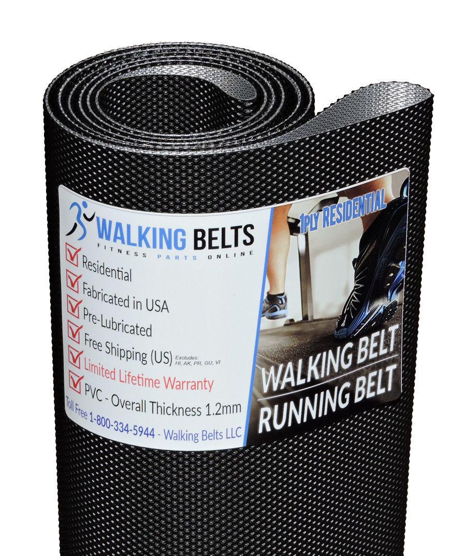 1oz Lube NTL090070 NordicTrack C2500 Treadmill Running Belt Sand Blast